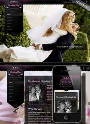 Wedding Planner - Wordpress templates