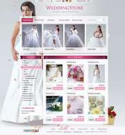 Wedding Store 2.3ver - osCommerce