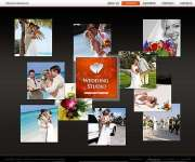 Wedding - VideoAdmin flash templates