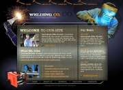 Welding co. - Flash template