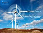 Wind Energy - Powerpoint templates