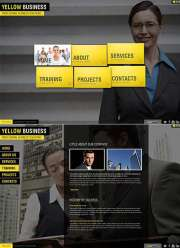 Yellow Business - HTML5 templates