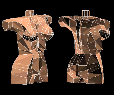Number Names Worksheets a shape with 10 sides : 3DS MAX Modeling Body Modeling - Modeling with Meshsmooth Tutorial